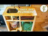 Photo of Günstiges und einfaches DIY-Wohnmobil-Sanitärsystem – Van Life von Exploring A…