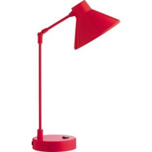 Habitat Bobby Desk Lamp Red At Argos Co Uk Your Online
