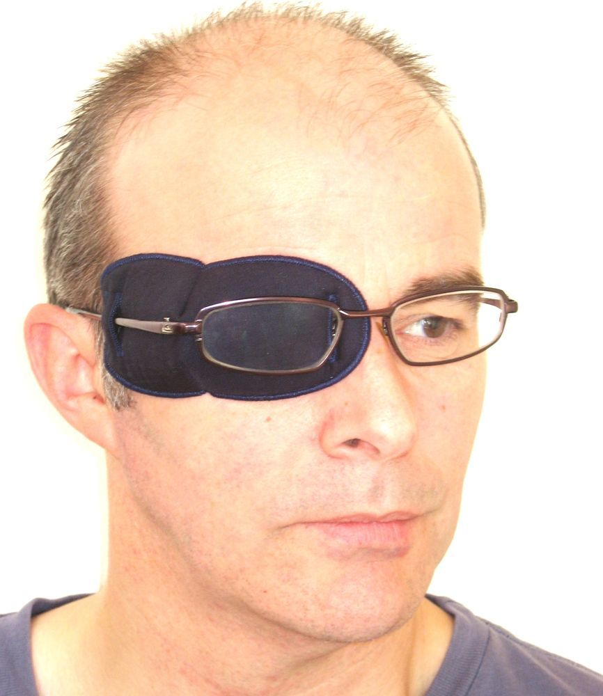 Details About Medical Adult Eye Patch For Glasses (Large