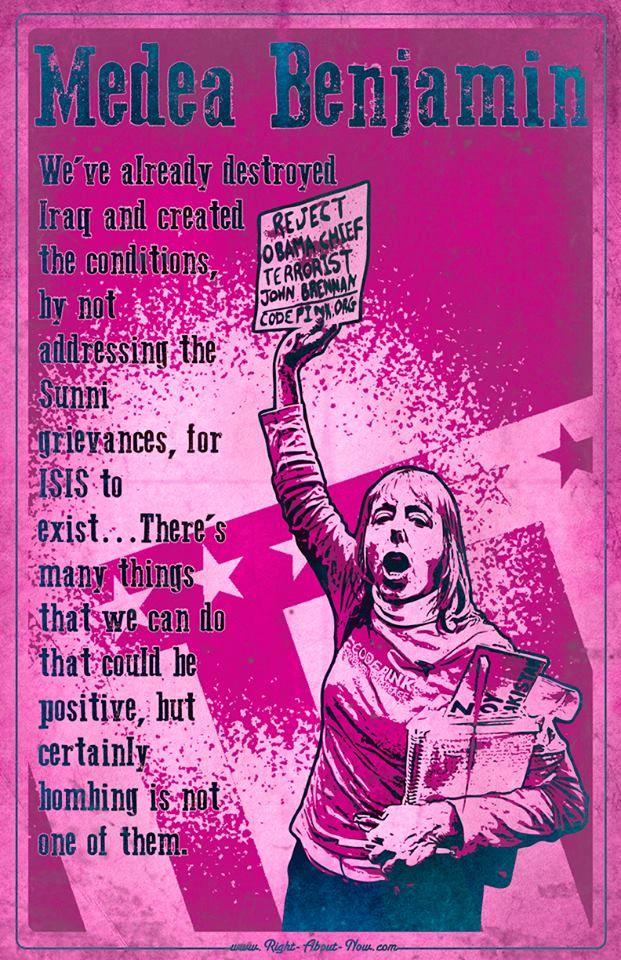 Medea. Speaking truth.