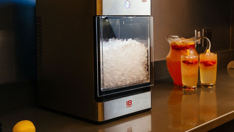 Firstbuild Opal Nugget Ice Nugget Ice Maker Sonic Ice Maker