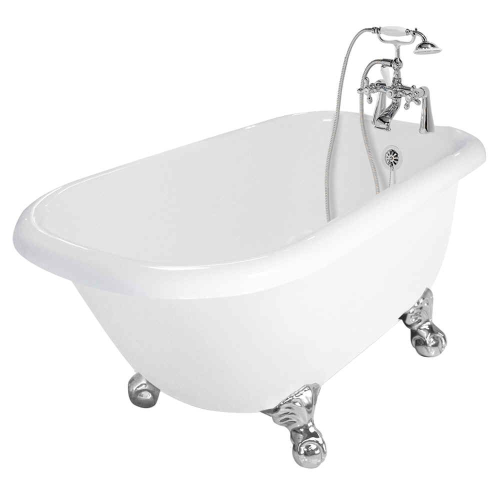 bathtubs - i used to live in an old house with a tub like this, i ...