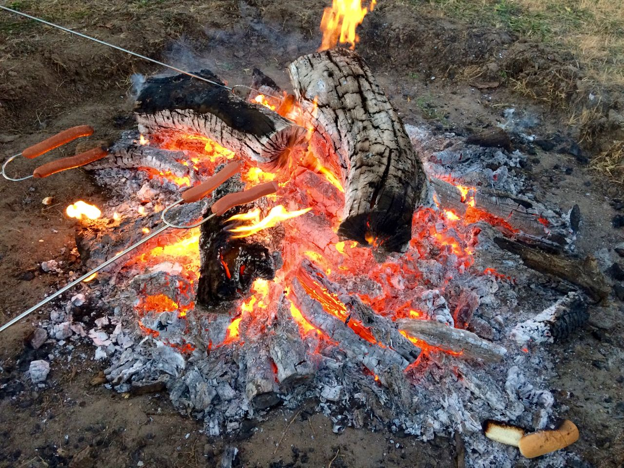 Halloween Bonfire 2016