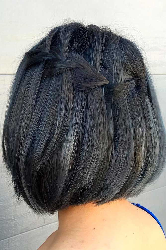 33 Amazing Prom Hairstyles For Short Hair 2020 Short Hairstyles For Thick Hair Short Hair Styles Prom Hairstyles For Short Hair