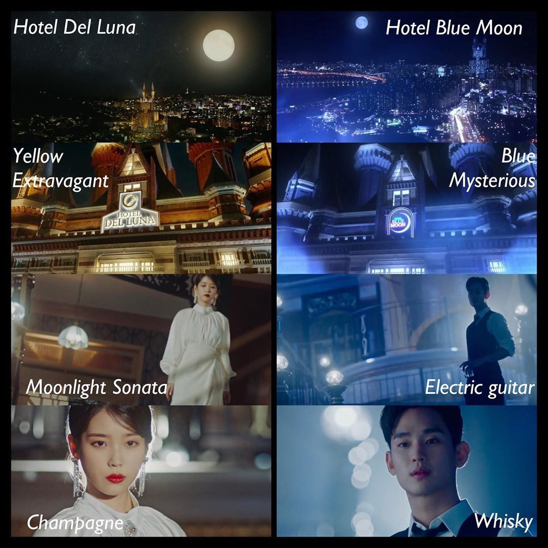 Jingjjang Is Bae On Instagram Trivia Hotel Del Luna Vs Hotel Blue Moon Credit Erlinzhang Tvn Says There Are Currently No Discus Aktor Selebritas Film