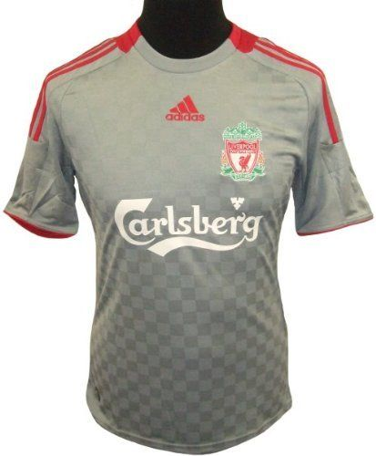 new products b0f16 ac0c8 Liverpool 08-09 Boys Away Shirt by adidas. $21.55. This ...