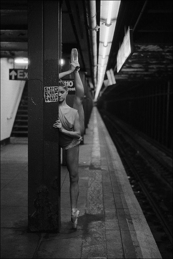 dance, anywhere, anytime #balletfitness