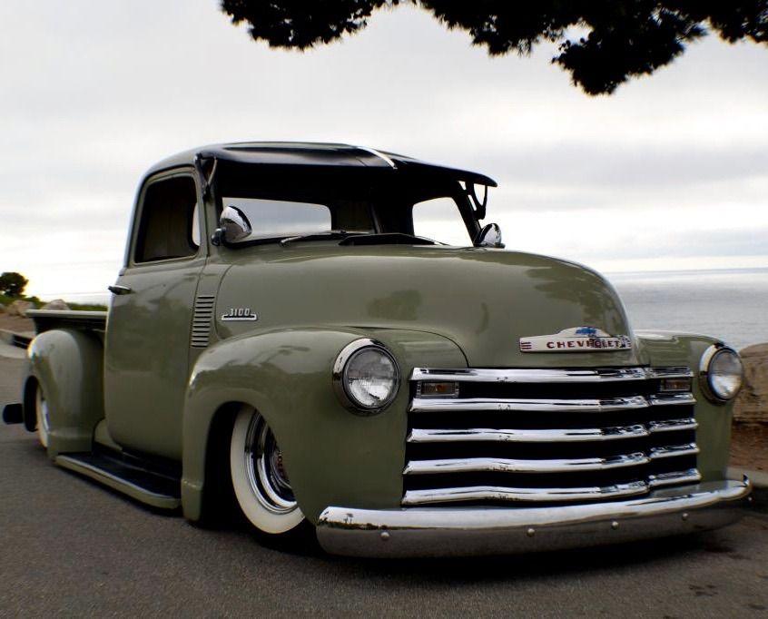 Utwo 1953 Chevrolet 3100 Ton Truck C Mcgregorsspeedshop