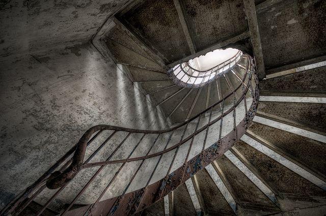 Beelitz Stairs, By daanoe.nl  Daan Oude Elferink