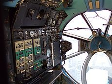 Inside The Antonov An 22