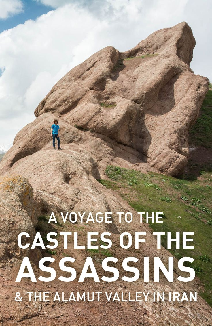A photo essay about the Castles of the Assassins, 10-12th century ruins in the Alamut Valley in northern Iran. A must-do day trip/multi-day hike for anyone visiting the Iranian cities of Qazvin or Rasht.