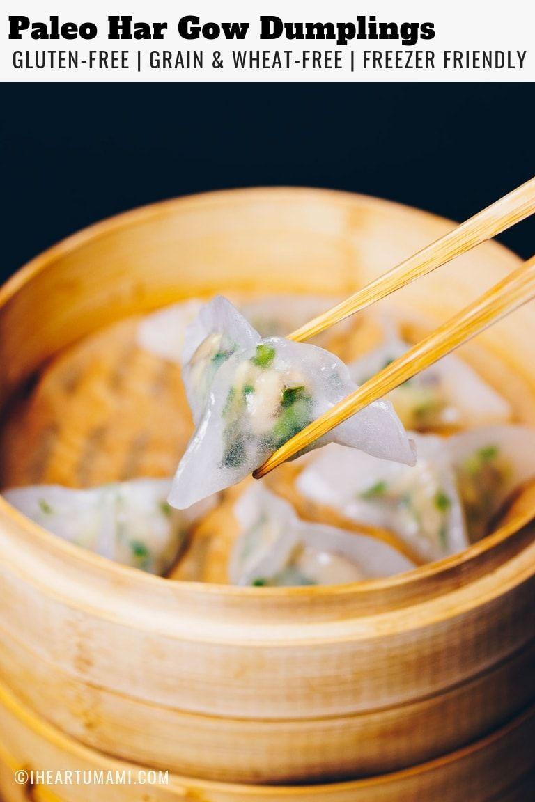 Paleo Gluten Free Har Gow Dumplings Recipe Paleo Gluten Free Gluten Free Dumplings Paleo