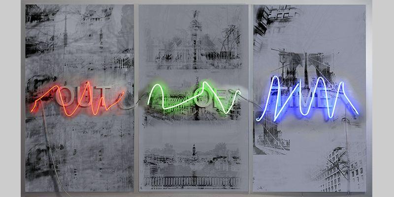 OUT OF TIME. YENY CASANUEVA Y ALEJANDRO GONZALEZ. PROYECTO PROCESUAL ART