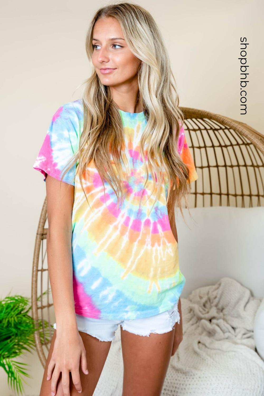 tie dye t-shirt in 2020 | tie dye outfits, tie dye, tie dye