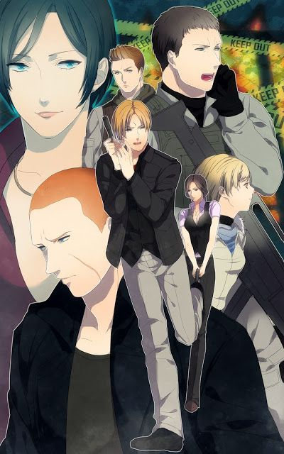 This Anime Wallpaper Is From Resident Evil 6 Its A Totally
