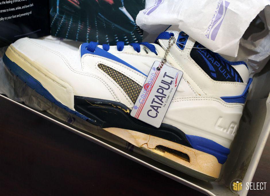 Karl malone, La gear sneakers, Sneakers