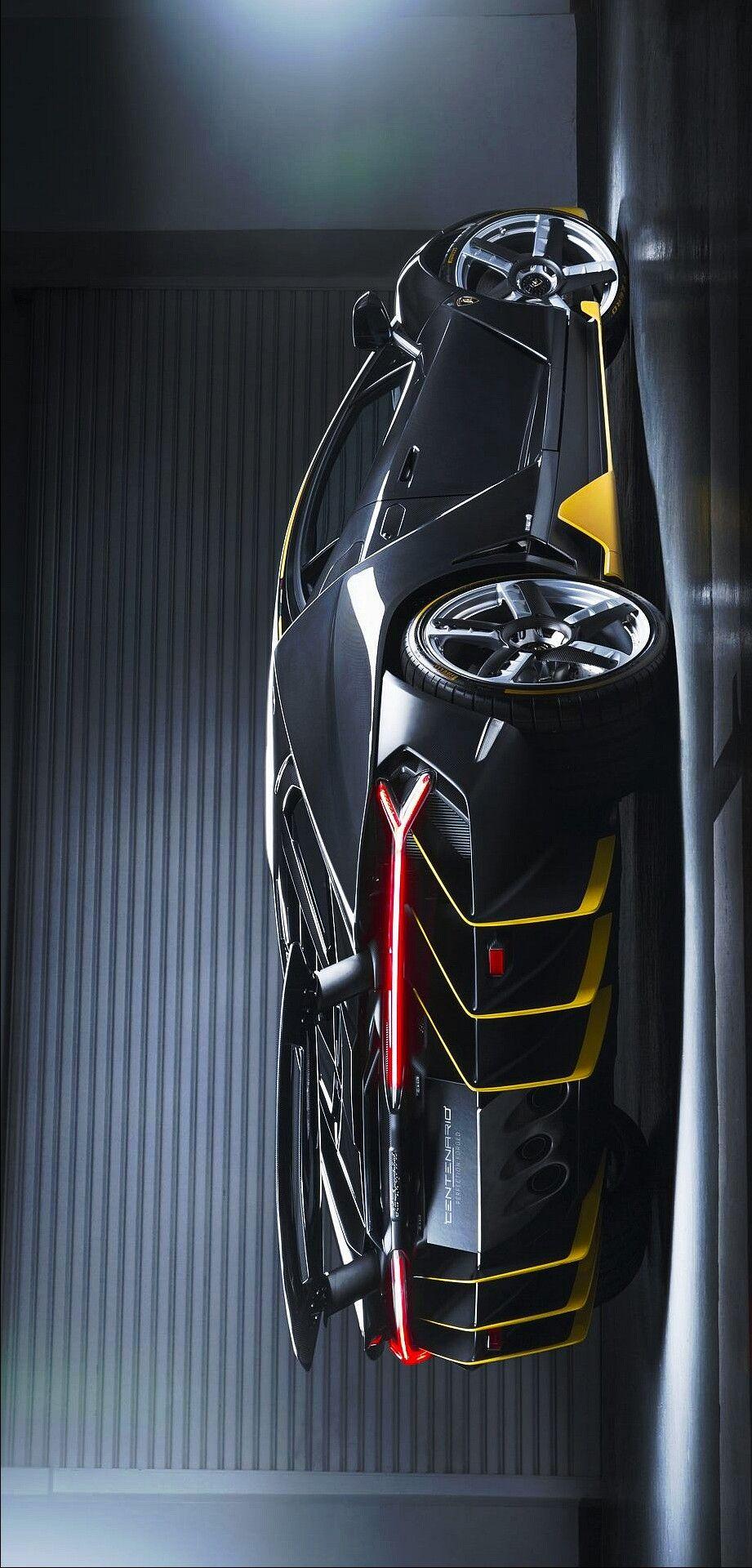 2017 Lamborghini Centenario Lp770 4 Coupe Cars Pinterest Autos