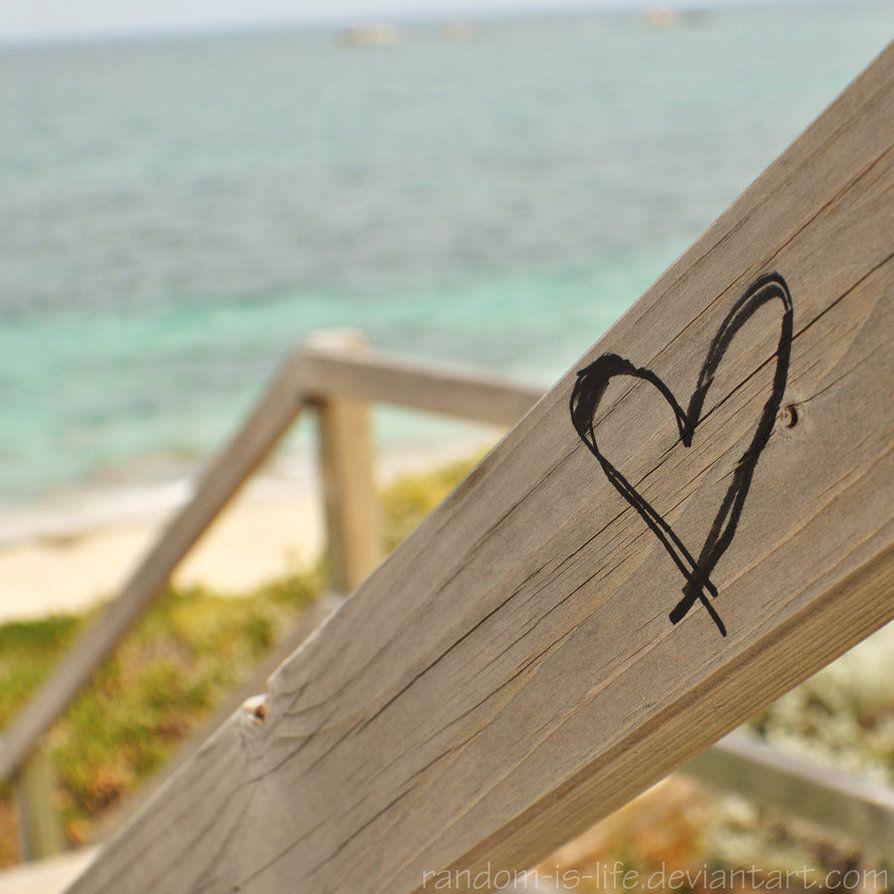 Beach Love by ~random-is-life on deviantART