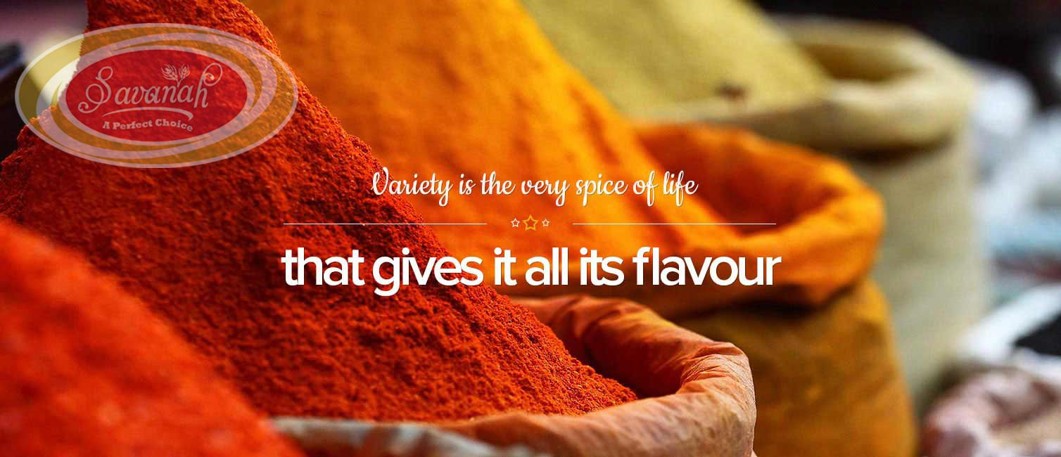 Food manufacturing company in UAE | Spices and Pulses