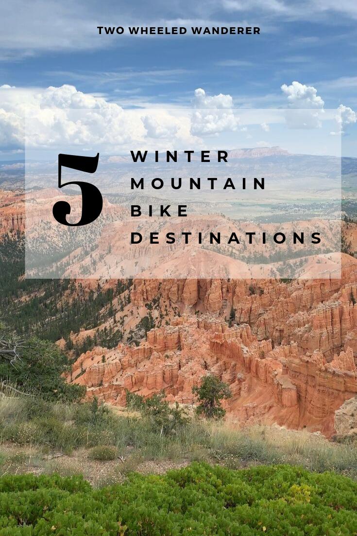 Five Winter Mountain Bike Destinations   Mountain bike ...