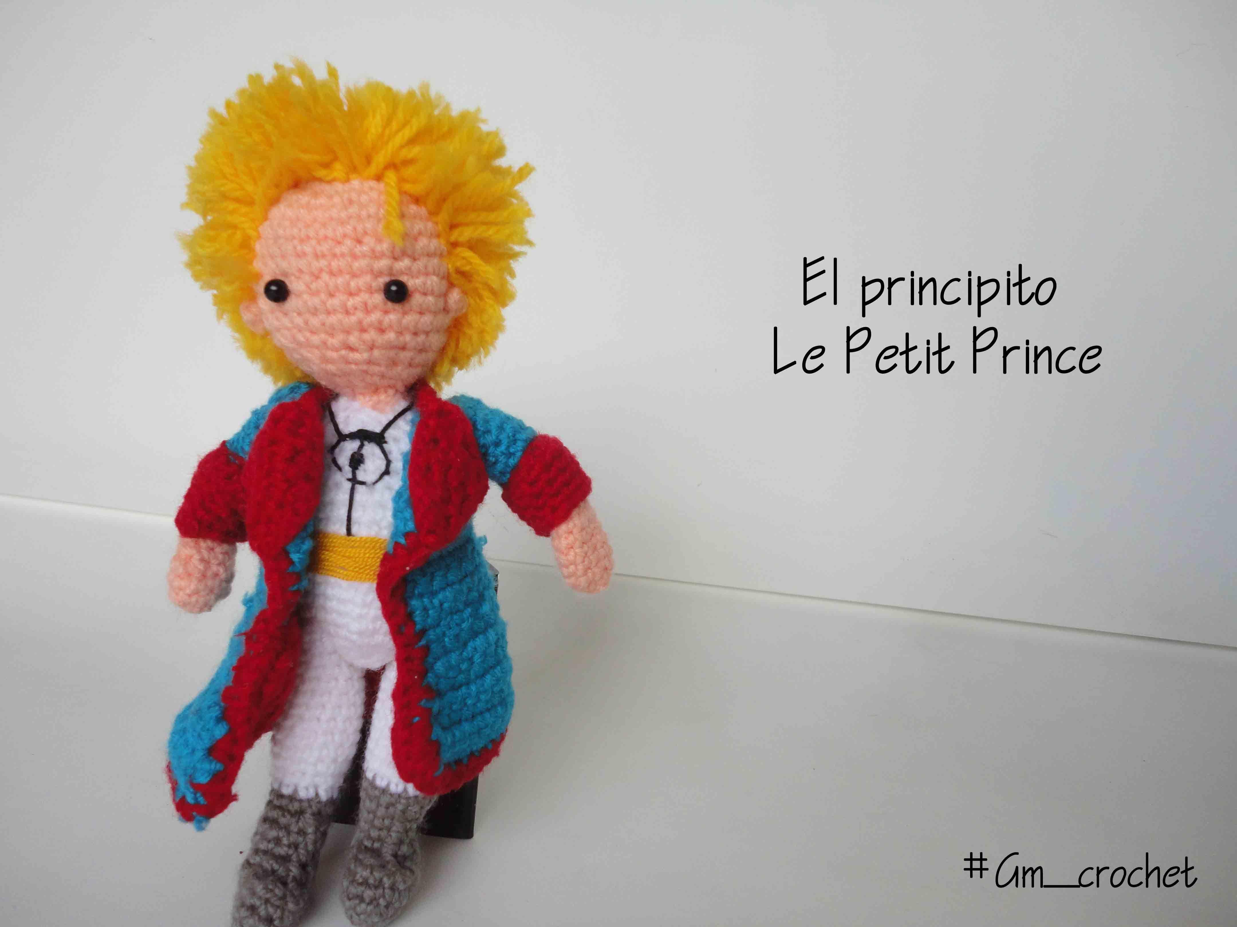 El principito- Le Petit Prince # Gm_crochet # tejido ...