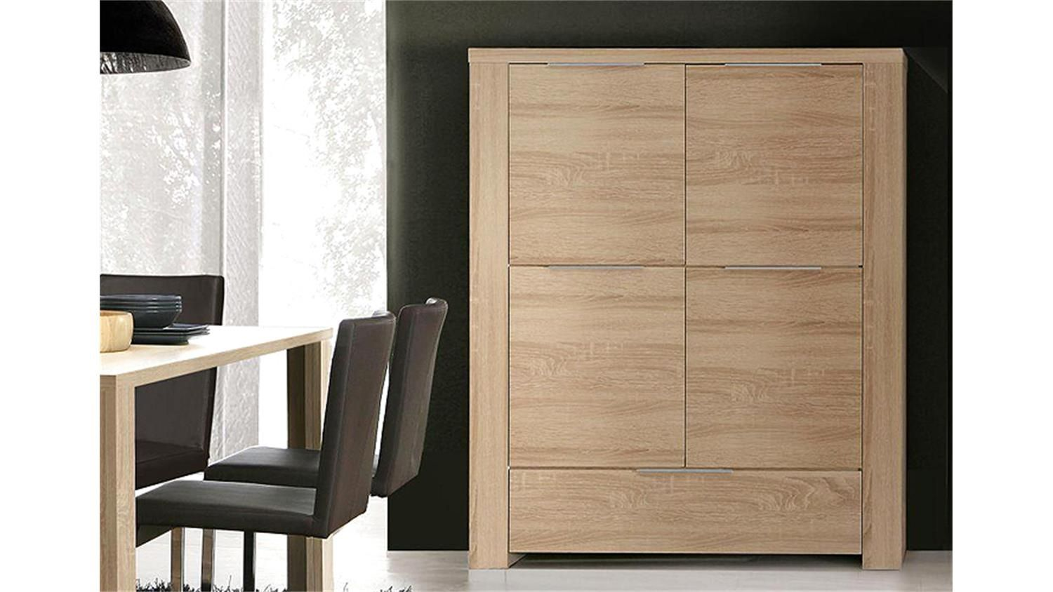 Sideboard Billig Sideboard Sonoma Eiche Perfect Roller Sideboard Weiss Kommode