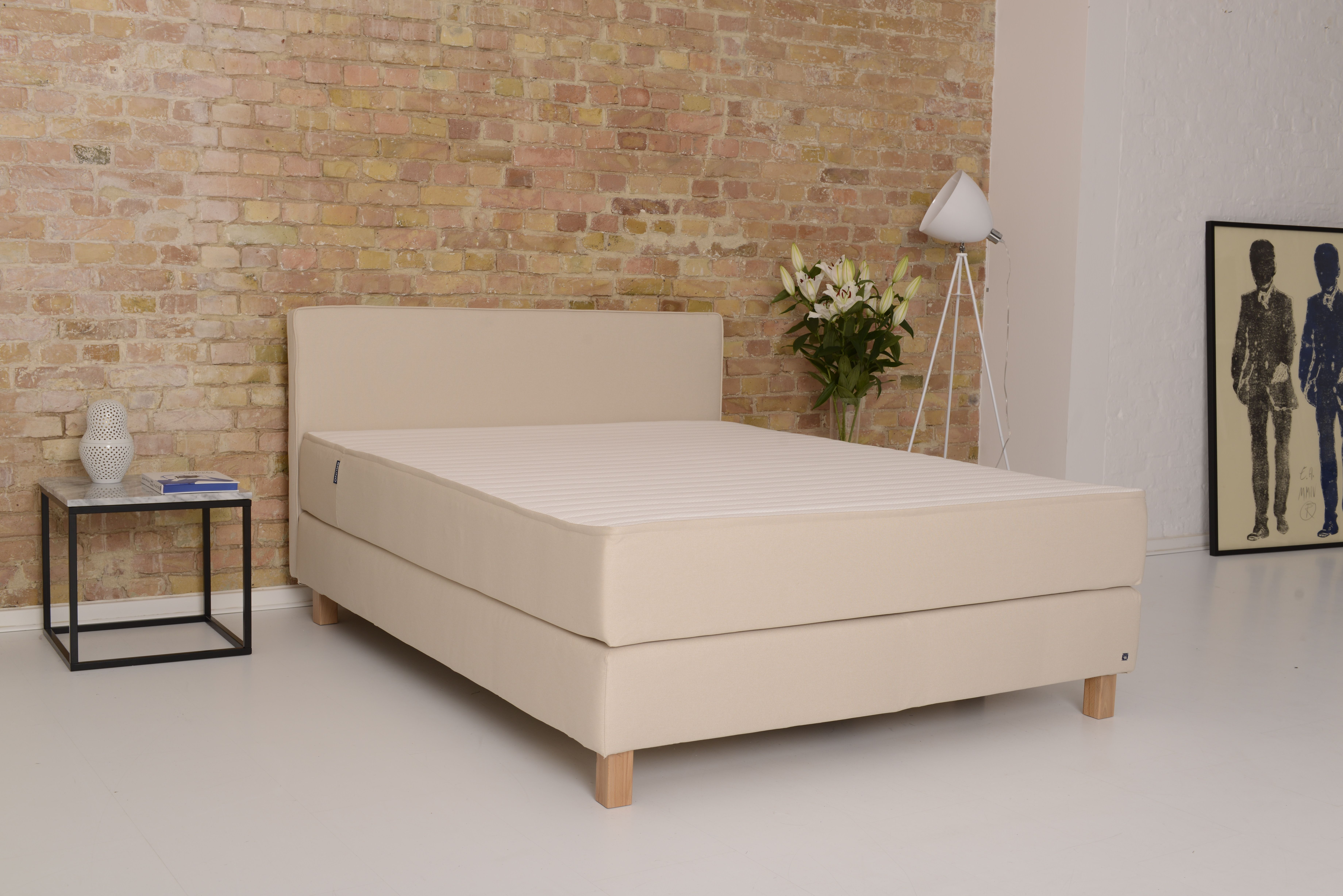 Bruno Boxspringbett Boxspringbett Bett Design