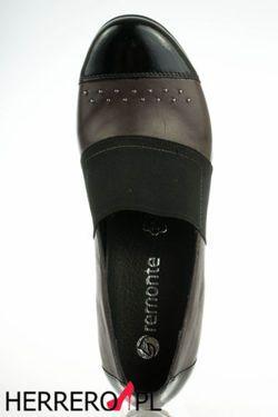 Polbuty Rieker Remonte R9821 Br Obuwie Damskie Polbuty Rieker Remonte Marki Rieker Remonte Obuwie Rieker Remonte Rieker Shoes Loafers