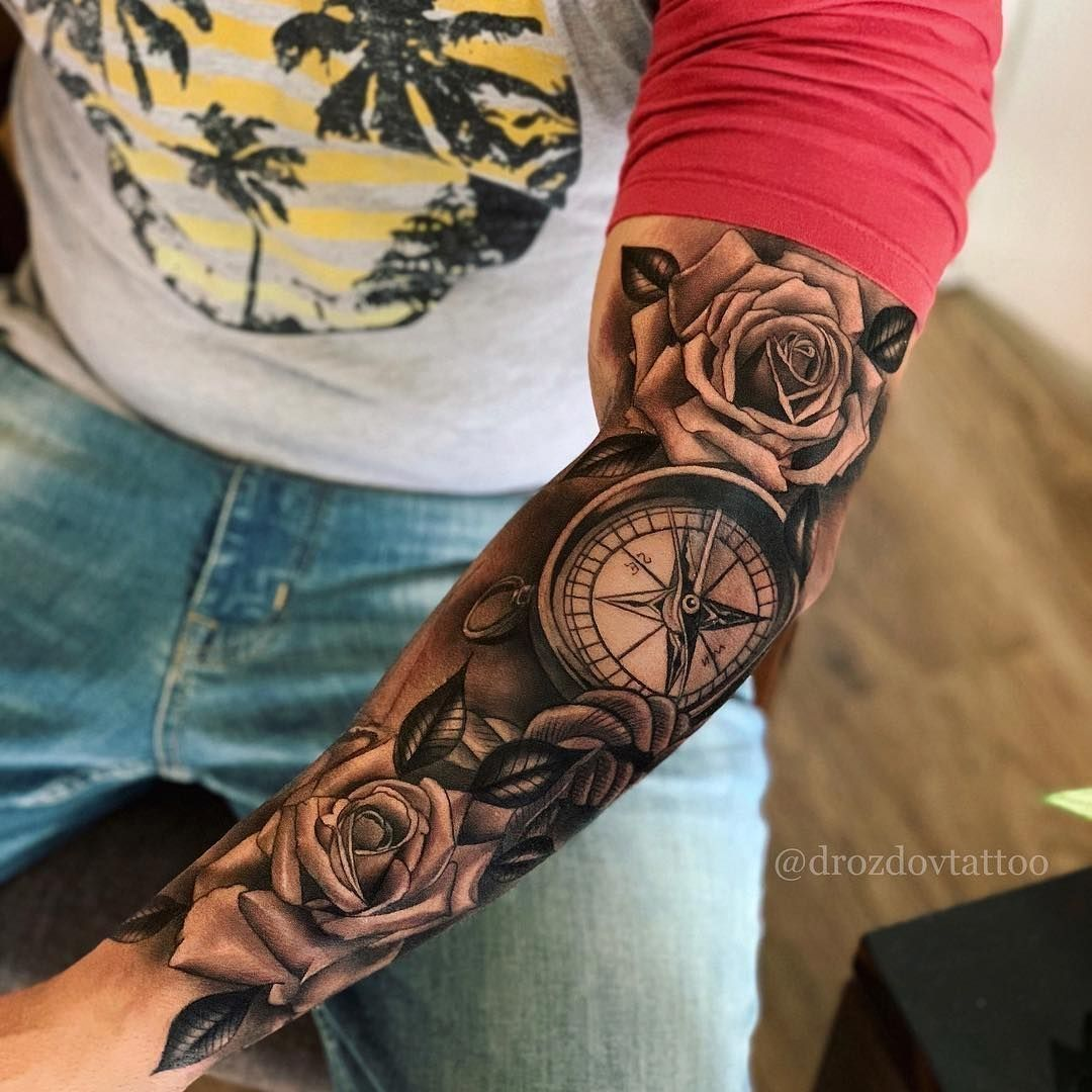 Photo of 49 Cool Temporary Tattoo For Men