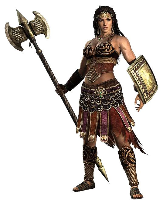 Warriors Legends Of Troy Tips: Penthesilea Is A Playable Character In Warriors: Legends