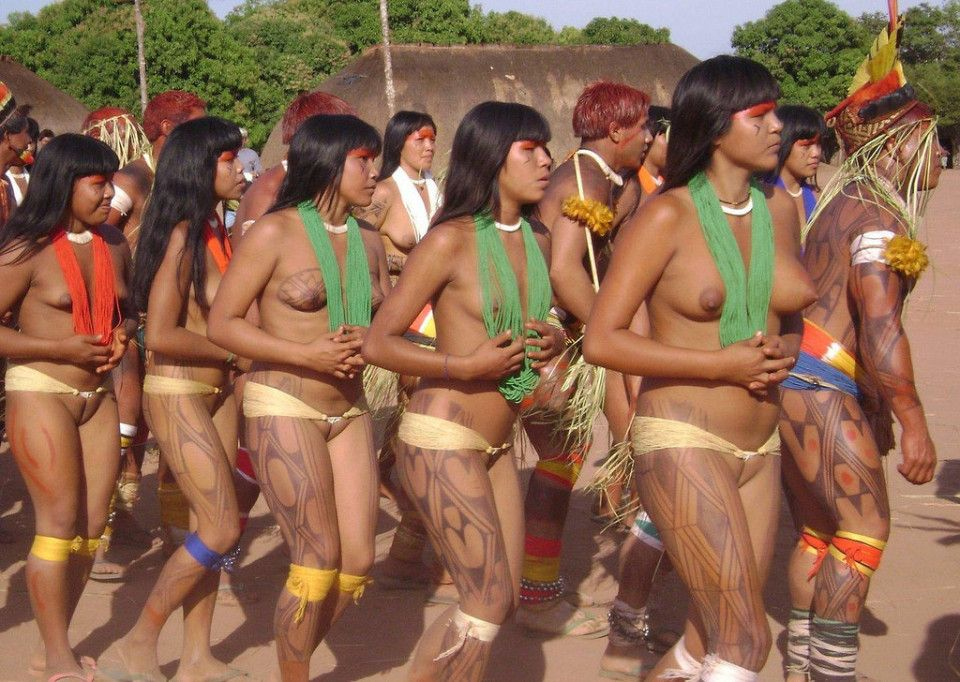 Naked women of south america sorry