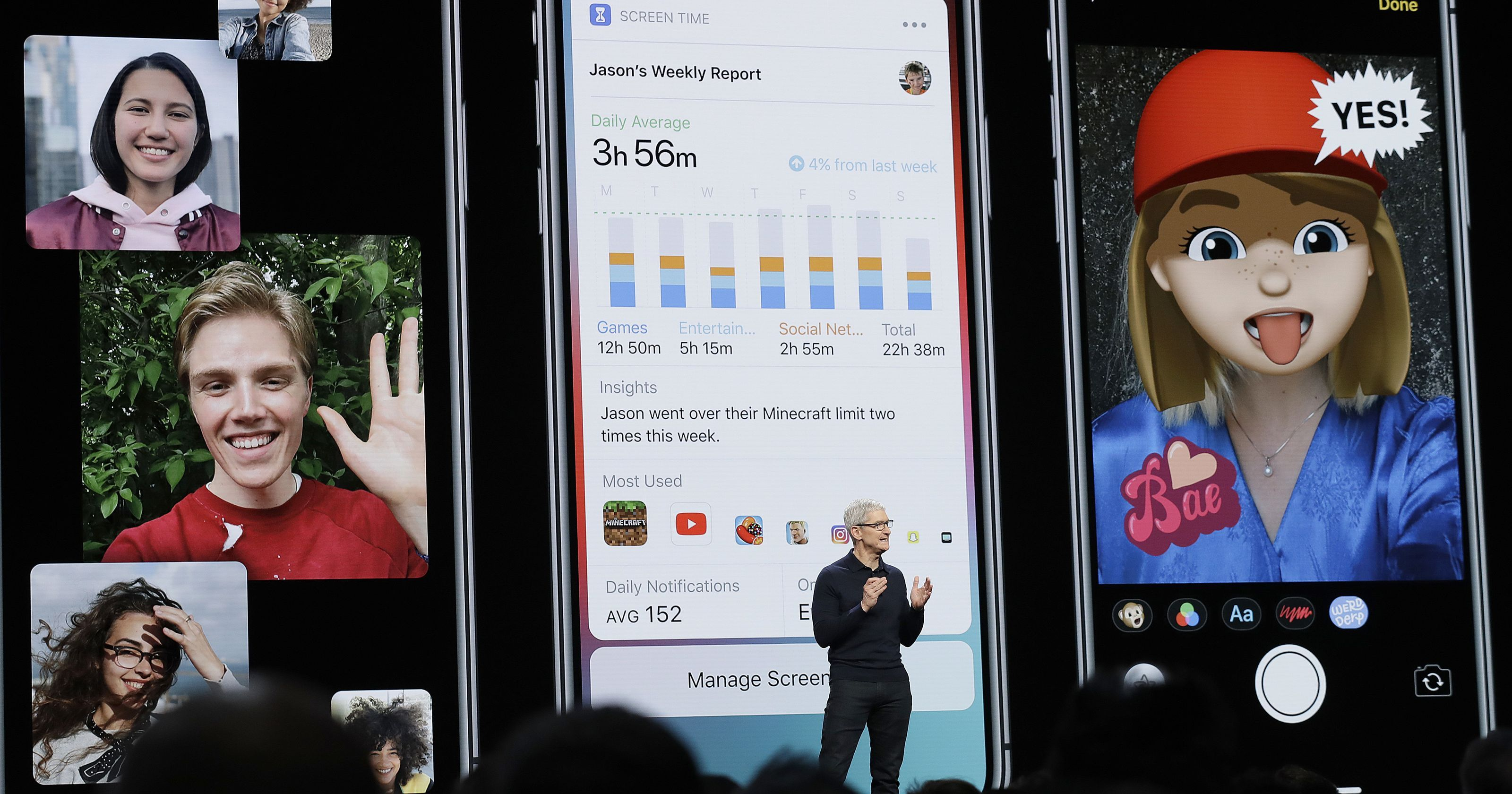 Apple at WWDC shows 7 ways iOS 12 will change your next
