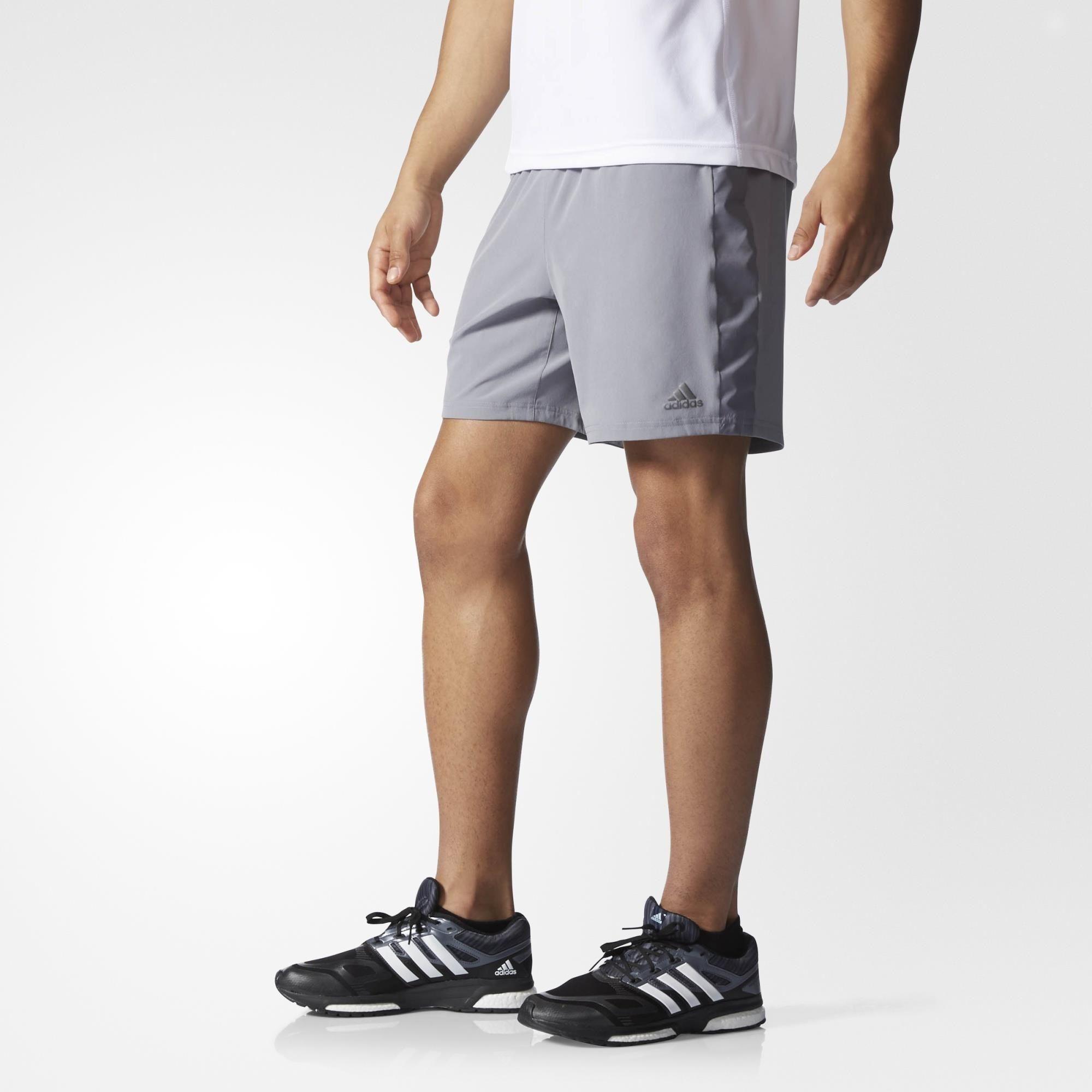 maceta paso Sala  adidas Supernova 7-Inch Shorts - Grey | adidas US | Cycling outfit, Mens  outfits, Adidas online