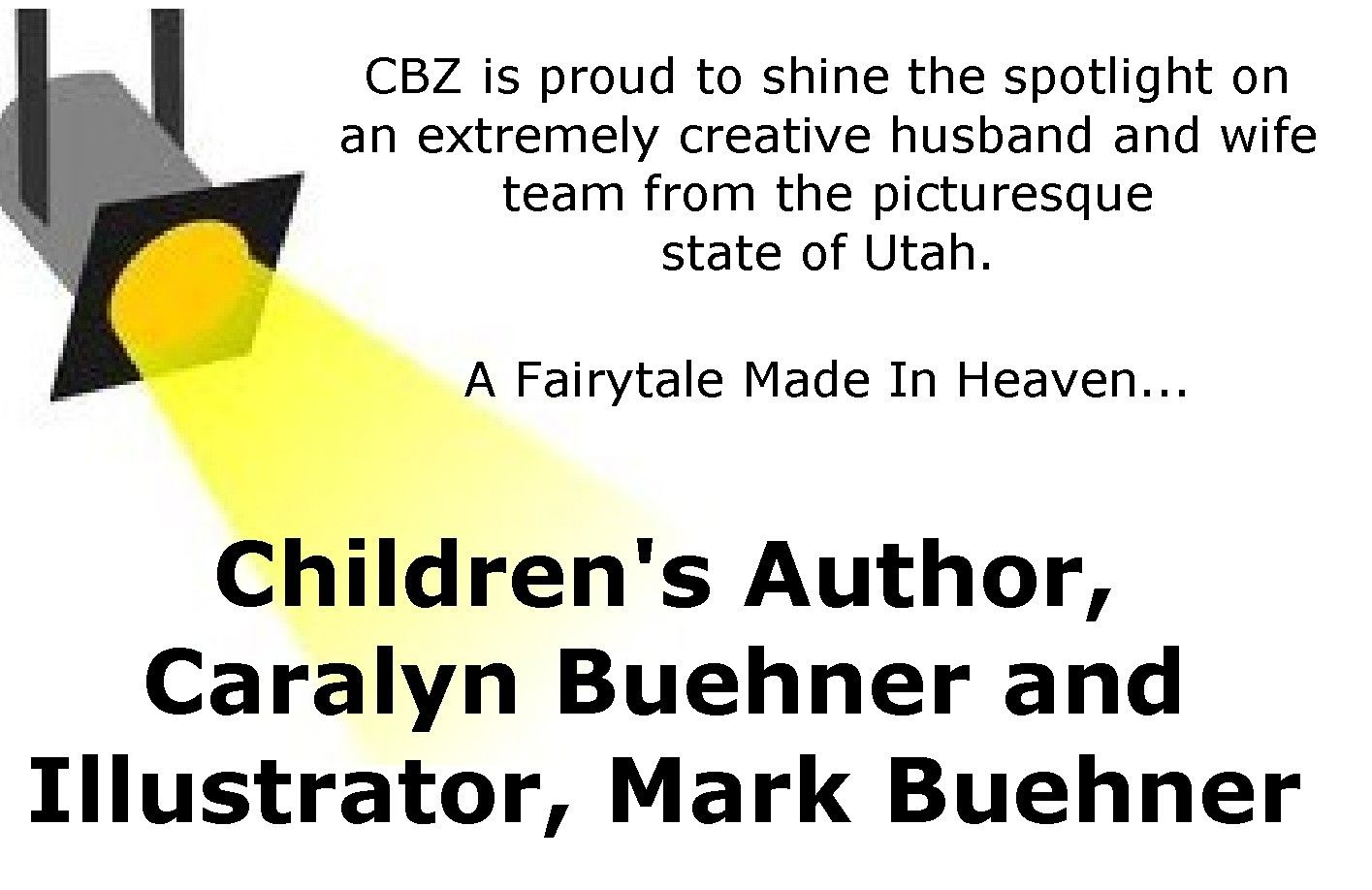 Children's Book Zone: Buehner Interview