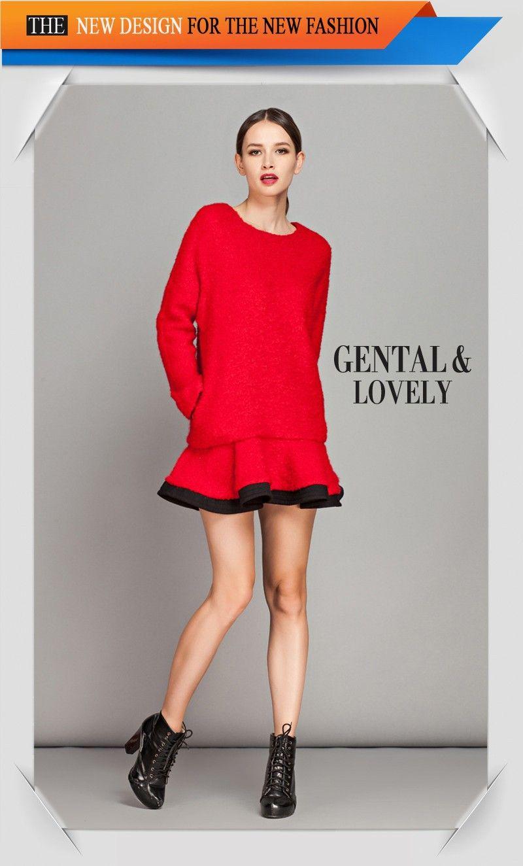 Cool fashion dress apparel clothing the redublack straight women