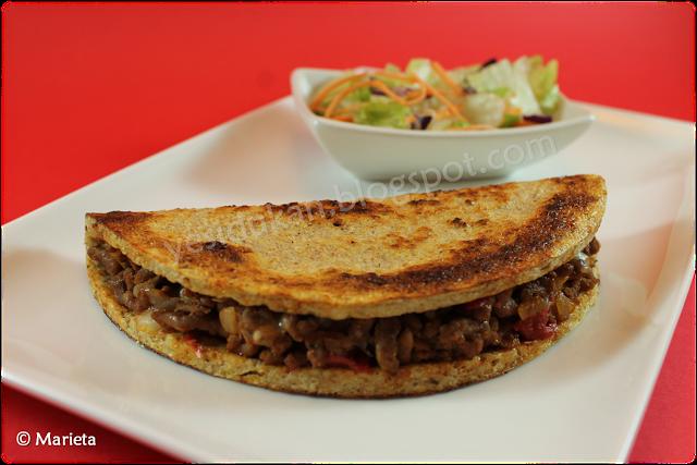 Yes, I Du-kan!: Tacos mexicanos Dukan