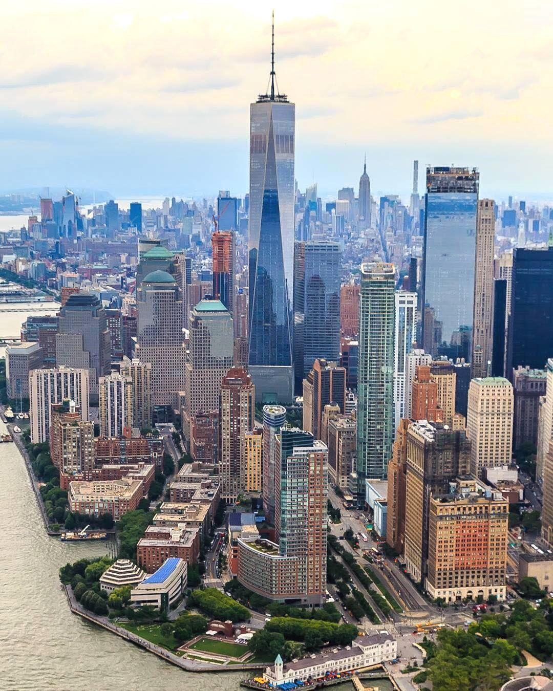New York Manhatten: Manhattan New York, New York