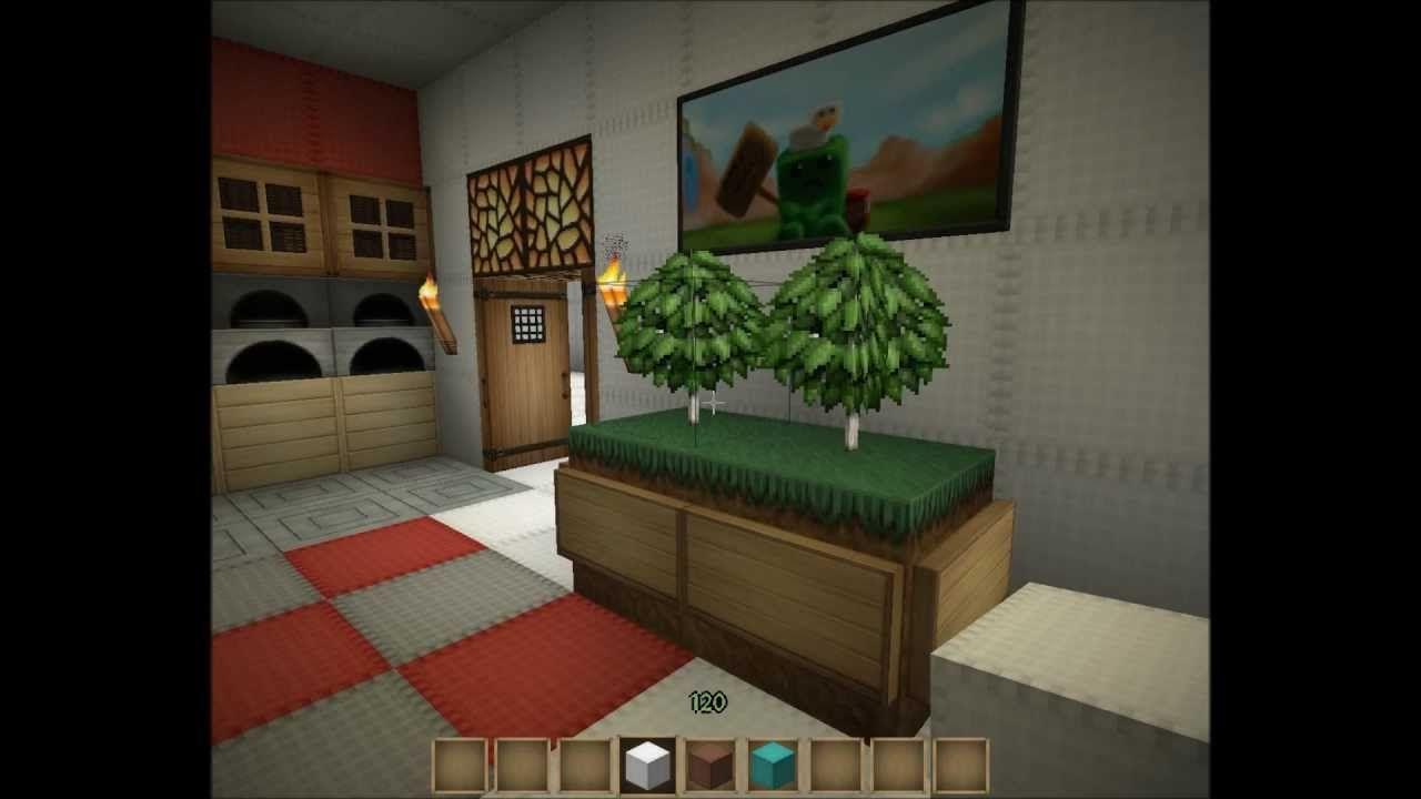 Hochwertig U003dMinecraftu003d Das Mehrfamilienhaus Schlafzimmer Einrichten YouTube