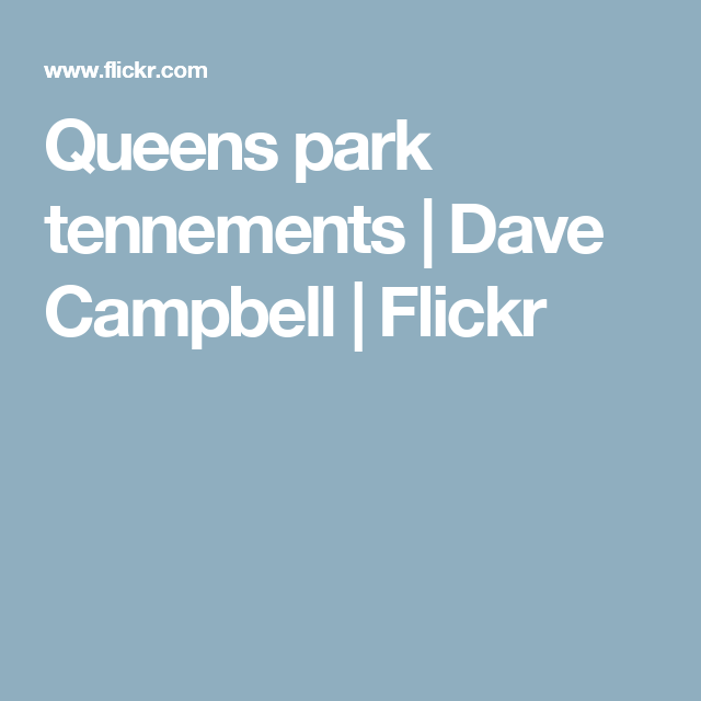 Campbell, Queen, Glasgow