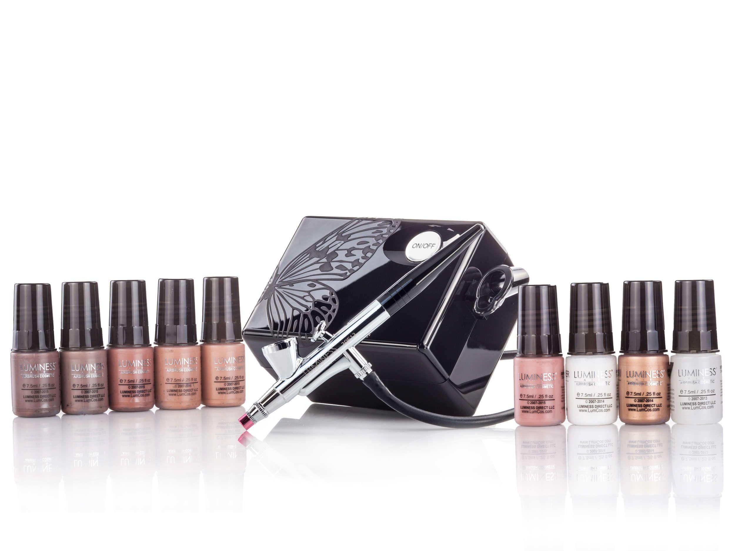 Luminess Air Signature Airbrush Makeup System Deal 28
