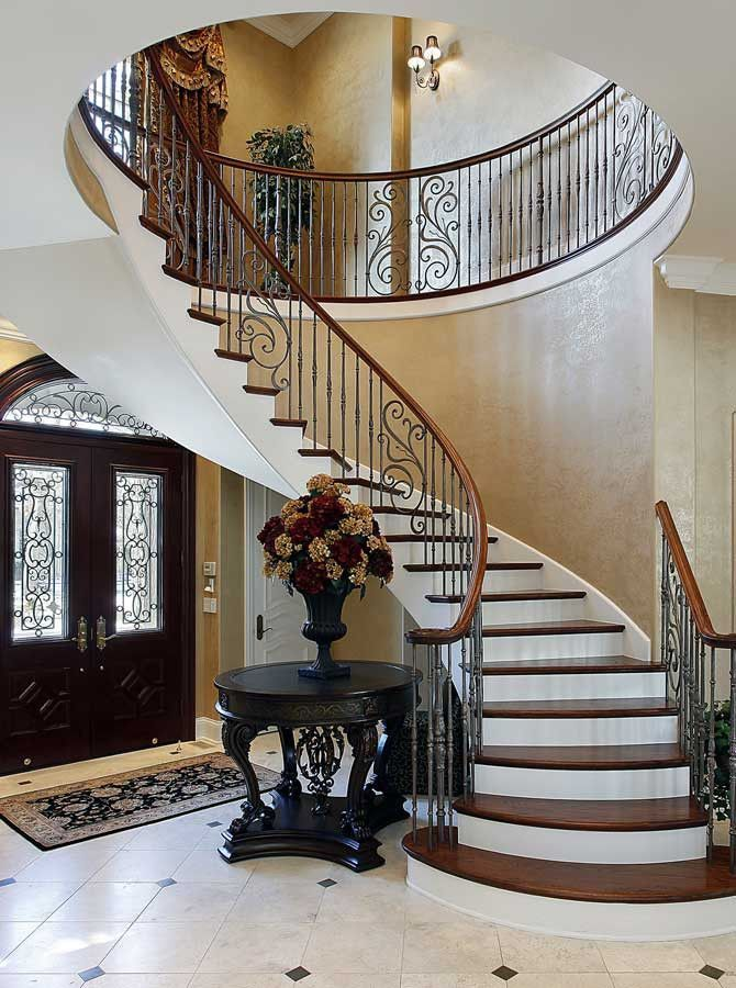 We Offer Our Photography Backdrops In Many Material Options With Thousands Of Styles To Choose From Read Below For Foyer Design Staircase Design Stairs Design