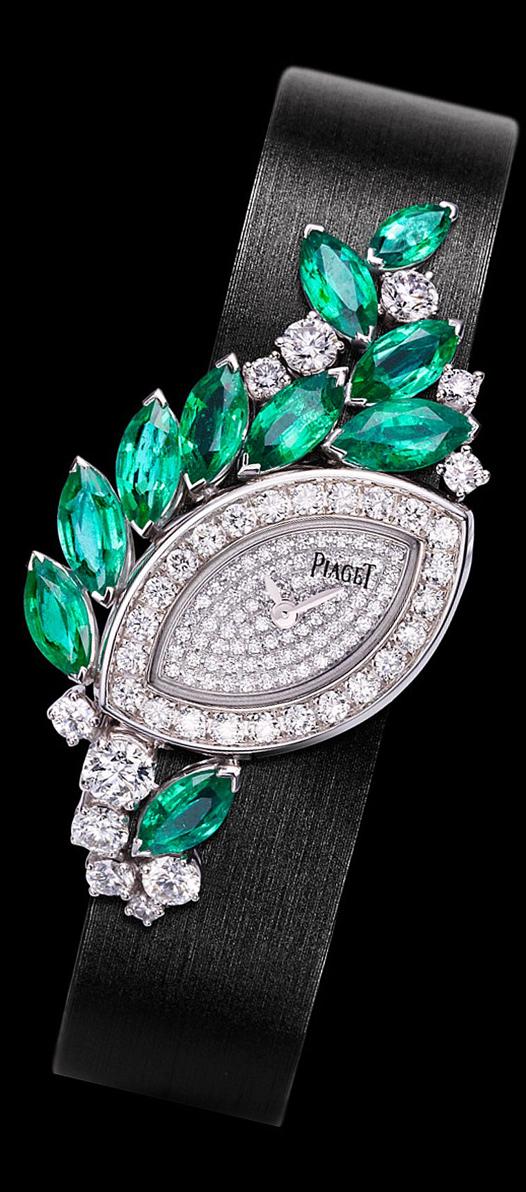 Fashion*Jewellery*Watches | Rosamaria G Frangini || Piaget Limelight Garden Party watch 2014-15