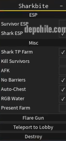 Roblox Sharkbite Esp Afk Super Op Script Hilesi Indir 2020 Hile
