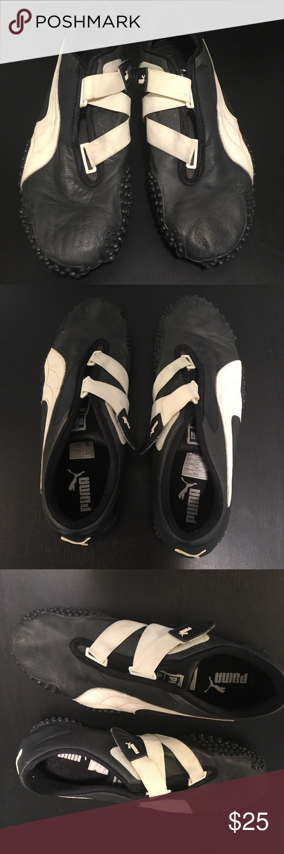 Puma Velcro Wrap Sneakers | Street