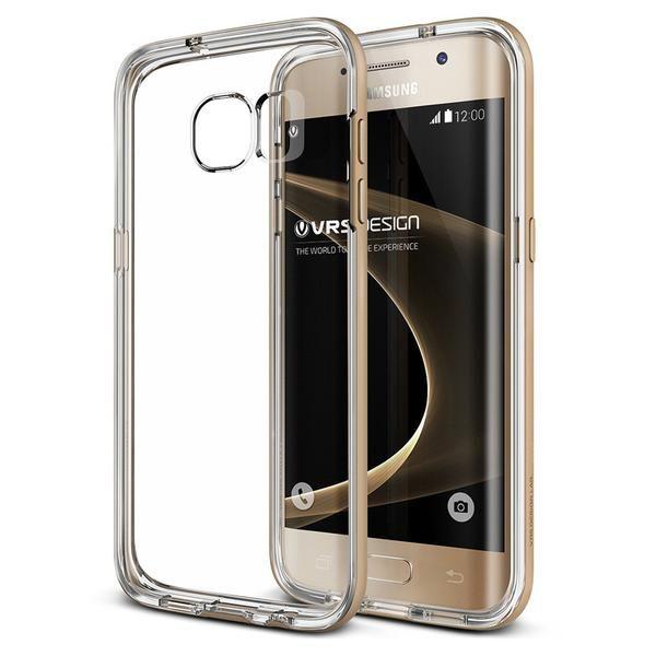 Galaxy S7 Edge Case Crystal Bumper Samsung Galaxy S7 Edge Cases Samsung Galaxy S7 Cases Galaxy S7 Cases