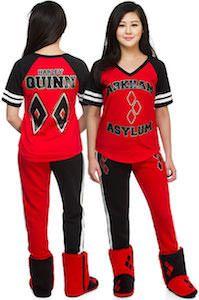 1fe103aee8fbd Harley Quinn Women's Pajama Set | Rad Mom | Harley quinn, Joker ...