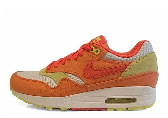 ecfc159b8a76 Nike Air Max 1  Melon Crush    Pinterest