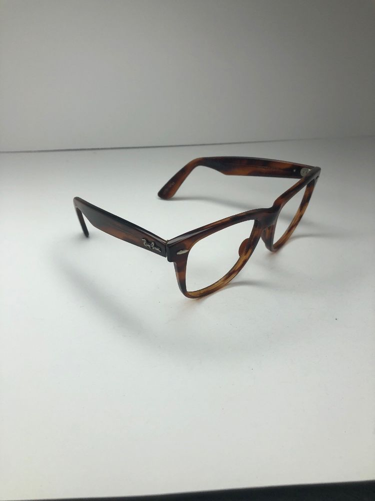 944907c40 B&L Ray Ban USA Wayfarer II L1725 UTAS Tortoise Vintage Sunglasses / Frames  #fashion #clothing #shoes #accessories #vintage #vintageaccessories (ebay  link)