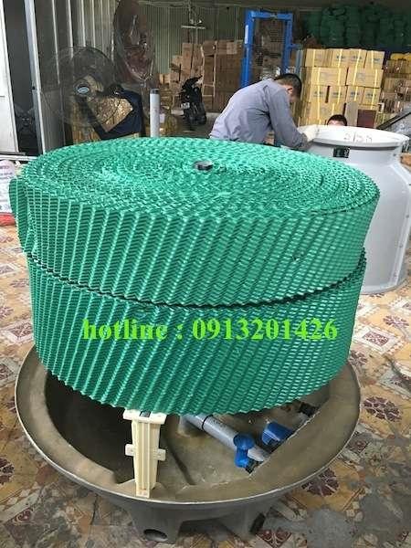 Tấm tản nhiệt tháp giải nhiệt tròn trong 2020 Tắm, Nông