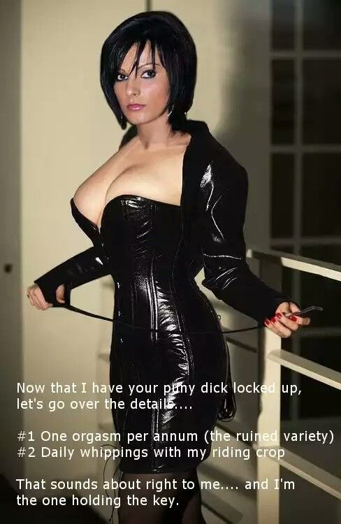 Strict wives domination